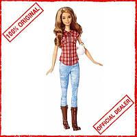 "Кукла Barbie ""Кем быть?"" DVF50-4"
