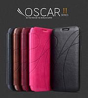 "Чехол-книжка ""Oscar II"" Lenovo A316 red"
