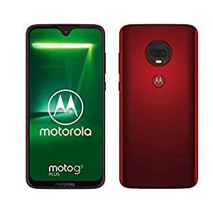 СМАРТФОН MOTOROLA MOTO G7 PLUS 4/64GB  RED