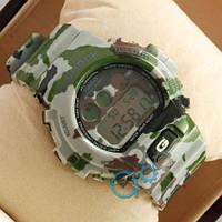 G-Shock DW-6900 Militari Gray