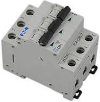 Автоматический выключатель Eaton-Moeller PL4-C 3P 20A
