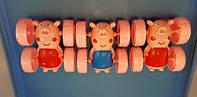 """Игрушка для мальчика в виде машинки """"Свинка Пеппа"""""""