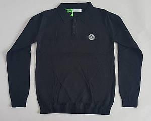Кофта «Deniz» черного цвета для мальчиков подростков