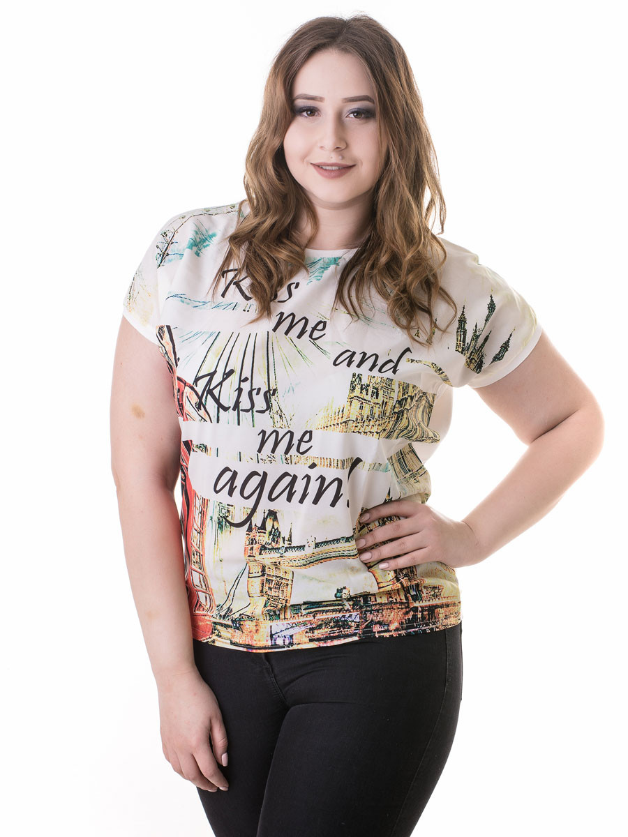 Женская блуза 645