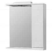 Зеркало с подсветкой для ванной комнаты КАНТРИ Z1  60 R (белое)