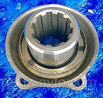 Фланец вторичного вала КПП ЗИЛ-131 5301 с отражателем Z-10 / 131-1701147.