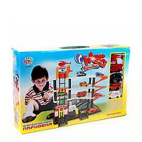 Игровой набор Гараж с машинками 0846