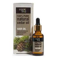 """""""Organic shop"""" масло кедра для волос 30 мл"""