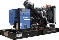 Трёхфазный дизельный генератор мощностью 350 кВА с двигателями Volvo Penta