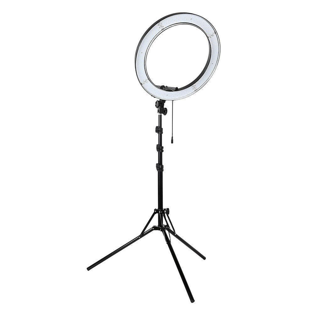 Кольцевой свет со штативом 55 Вт LED кольцо лампа блогерский кольцевой свет 2001-02866