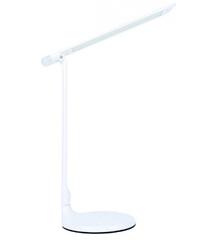Настольная лампа Luxel 10W IP20 белая + ночник