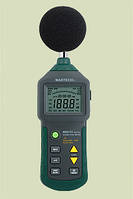 MS6701 Mastech Цифровой шумомер 30dB ~ 130dB, точн. ±2dB, частота изм. 2 изм./с, память на 16000 изм.,RC232C