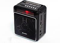 Радиоприемник цифровой ATLANFA AT-9141 (фонарь, караоке, запись), фото 1