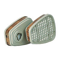 3M™ 6055 Сменный фильтр от органических паров для масок серии 6000