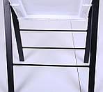 Стул Ибица черный пластик белый, фото 8