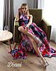 """Платье """"Кисс """", ткань: полированный штапель Италия. Размер: 42,44,46. Разные цвета (6442), фото 6"""