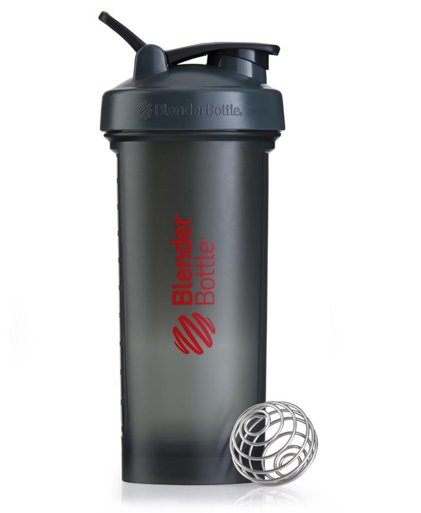 Шейкер спортивный BlenderBottle Pro45 1270ml Grey-Red, original R144897
