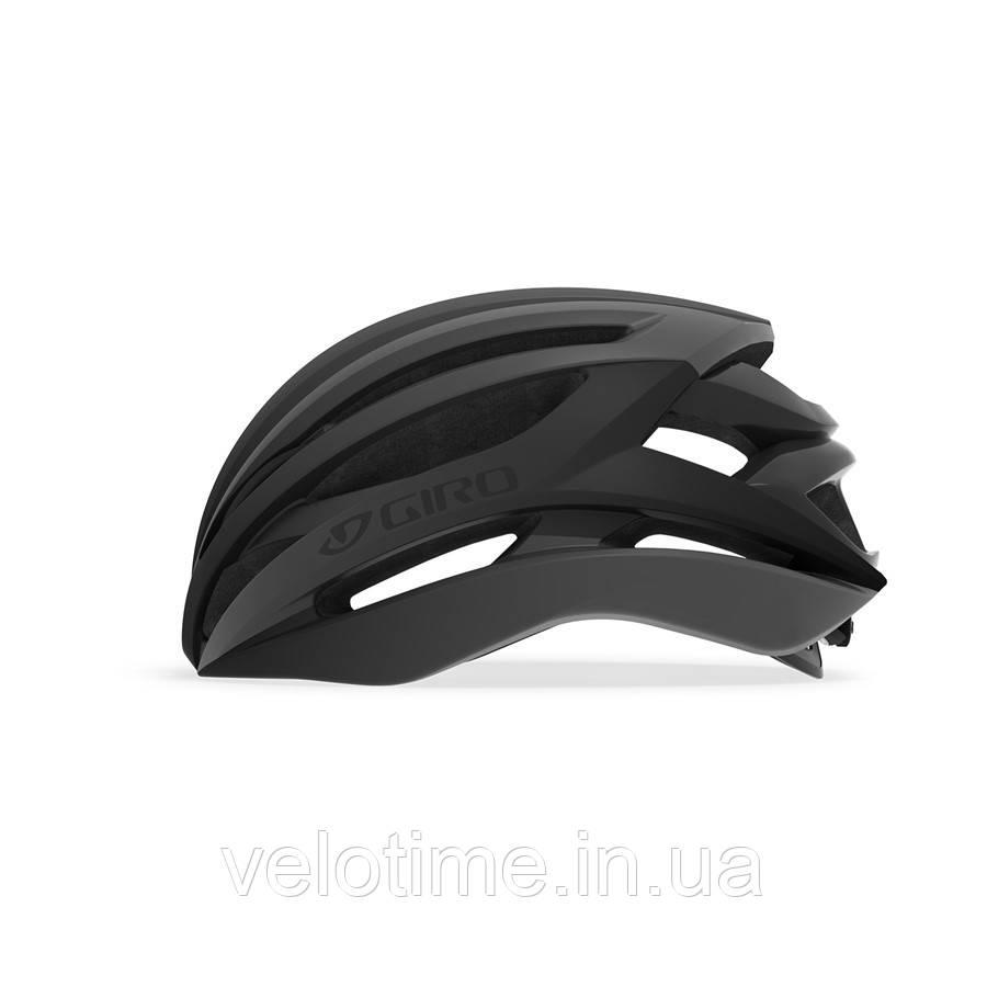 Шлем вел. Giro Syntax  (59-63 см, матовый черный)