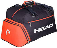 757ac3e45d99 Спортивная сумка HEAD Tour Team Court Bag 2019 726424714858 на 52 л, черная