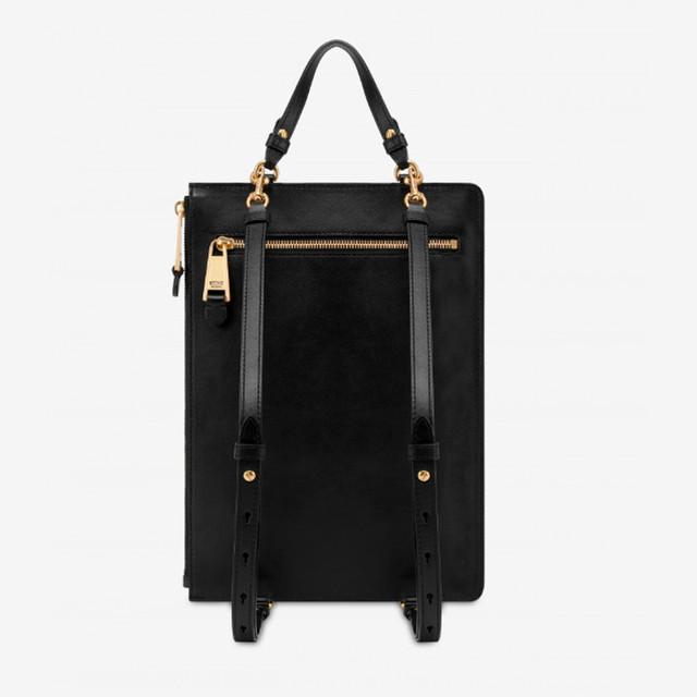 Женский рюкзак-клатч от Moschino