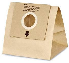 Универсальный одноразовый бумажный мешок для пылесосов 2л, упак 5шт