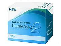 Контактная линза PureVision 2 HD 6 линз