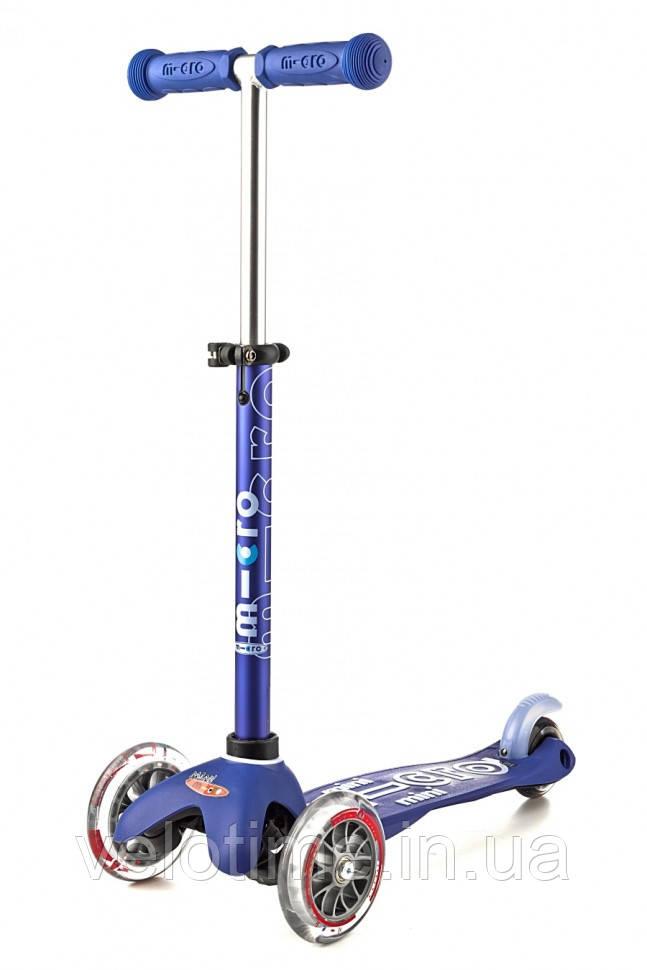 Самокат Mini Micro Deluxe  (Blue)
