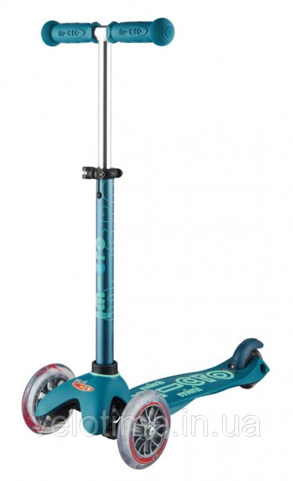 Самокат Mini Micro Deluxe  (Ice Blue )