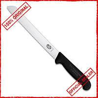 Кухонный нож Victorinox Fibrox Bread для хлеба 21см 5.2533.21