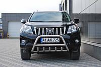 Защита переднего бампера (кенгурятник) Toyota Prado 150 , фото 1