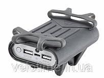 Крепление для мобил. телефона Topeak Smartphone Holder Рowerpack (серый)