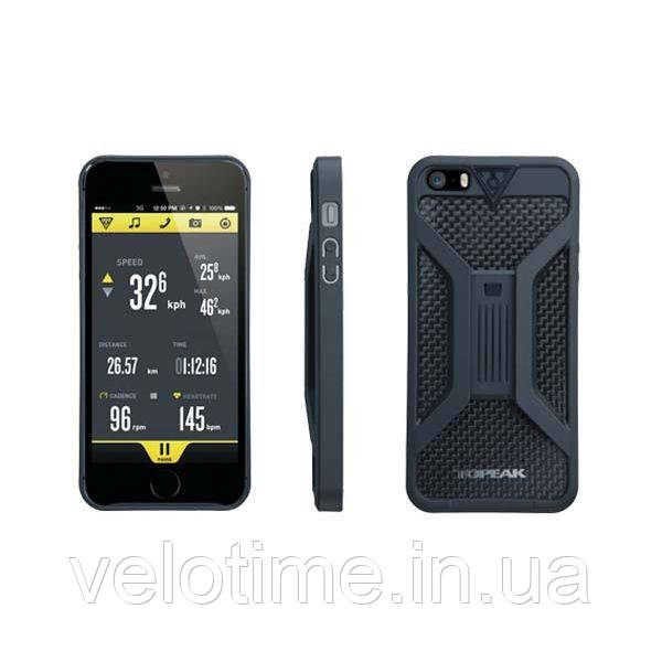 Футляр для мобил. телефона Topeak RideCase iPhone 5/5S (черный)