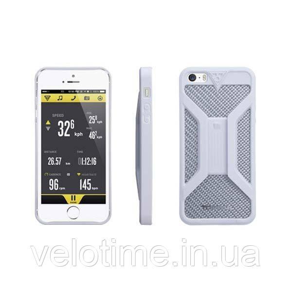 Футляр для мобил. телефона Topeak RideCase iPhone 5/5S (белый)