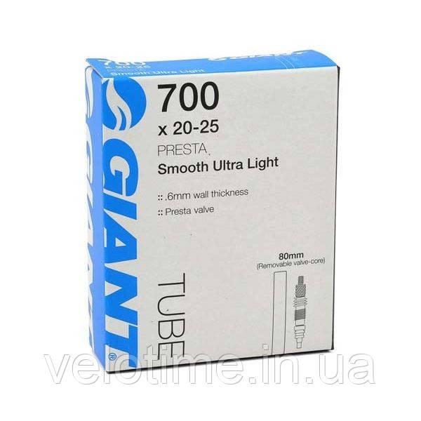 Камера Giant Ultra Light Спорт (700x20-25, 60мм)