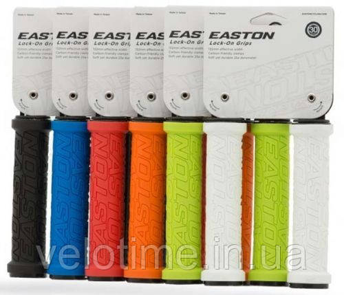 Рукоятки руля Easton MTN 30мм (зеленый)