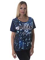 Женская футболка FS22, фото 1