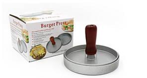 Пресс форма для бургеров, гамбургеров, котлет, сандвичей, чисбургеров