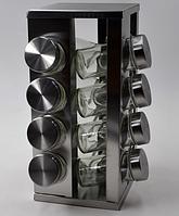 На подставке набор для специй BN-175 16 шт современный дизайн для любой кухни