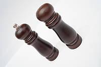 Набор для специй Schtaiger SHG-384 перцемолка солонка деревянная