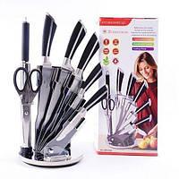 Набор для кухни Zurrichberg ZBP 7024 набор ножей на подставке нержавеющая сталь черный
