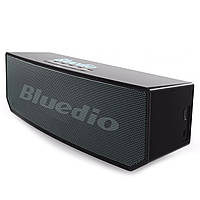 ✩Колонка Bluedio BS-6 Black мощность 10 Вт micro USB AUX-вход Bluetooth 5.0 голосовое управление