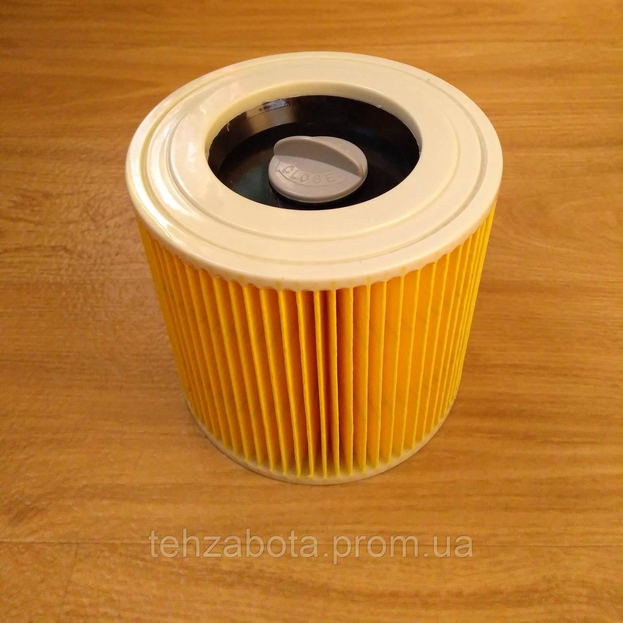 патронный фильтр для пылесоса Karcher Wd 2 Wd 3 Mv 2 Mv 3 Wd 2 200 Se 4001 Nt 27 1 Nt 38 1 6 414 552 0