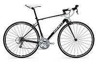шоссейный велосипед Giant Defy 2 2015 (M, темный серый)