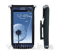 """Сумка для телеф. Topeak SmartPhone DryBag (5"""", 4-5"""", с фикс.F55, 56г, черный)"""