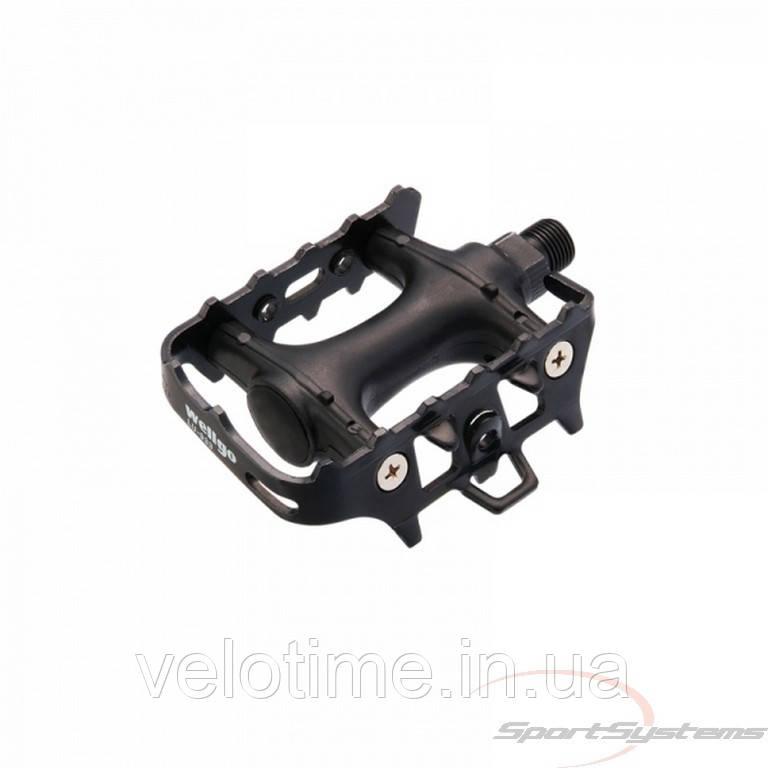 Педали WELLGO LU-933 (черный)