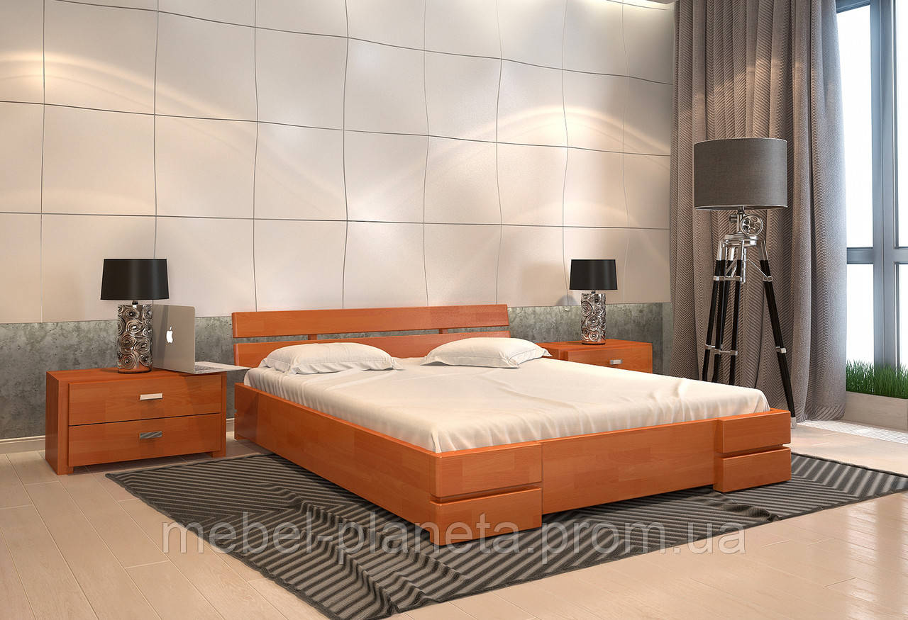 """Кровать деревянная двуспальная """"Дали"""" Арбор"""