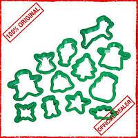 Набор формочек для печенья Kitchen Craft Рождество 148582