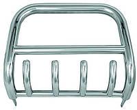 Захист переднього бампера (кенгурятник) Honda HRV 1998-2006