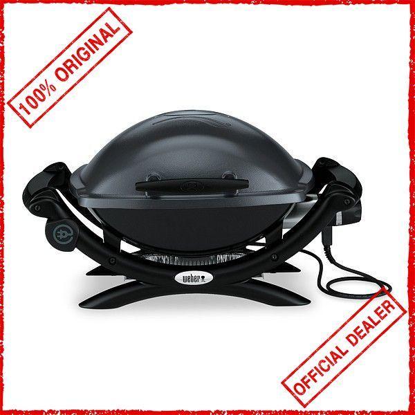 электрический барбекю гриль Weber Q 2400 55020079 цена 24 938 грн