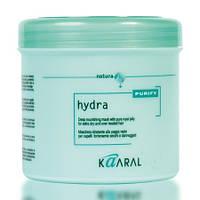 Purify Hydra Deep Nourishing Mask. Интенсивная увлажняющая питательная маска для волос, 500 мл